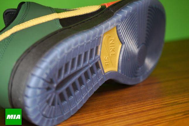 Nike Bhm Dunk Low Pro Sb Outsole 1