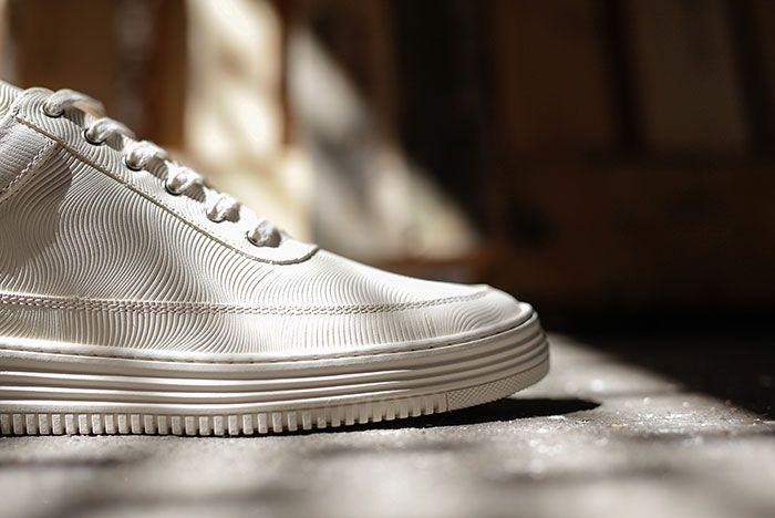 Filling Pieces Low Top 9