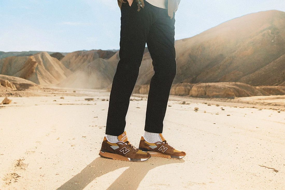 J Crew New Balance 998 National Parks 1