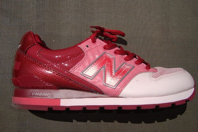 New Balance Red Pink 1