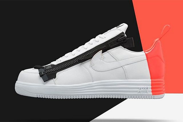 Acronym X Nike Lunar Force 1 Zip26