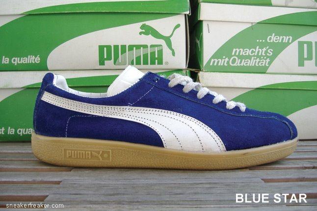 Puma Blue Star 1