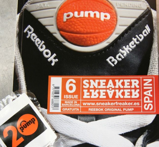 24 Kilates Barcelona Reebok Pump 5 1