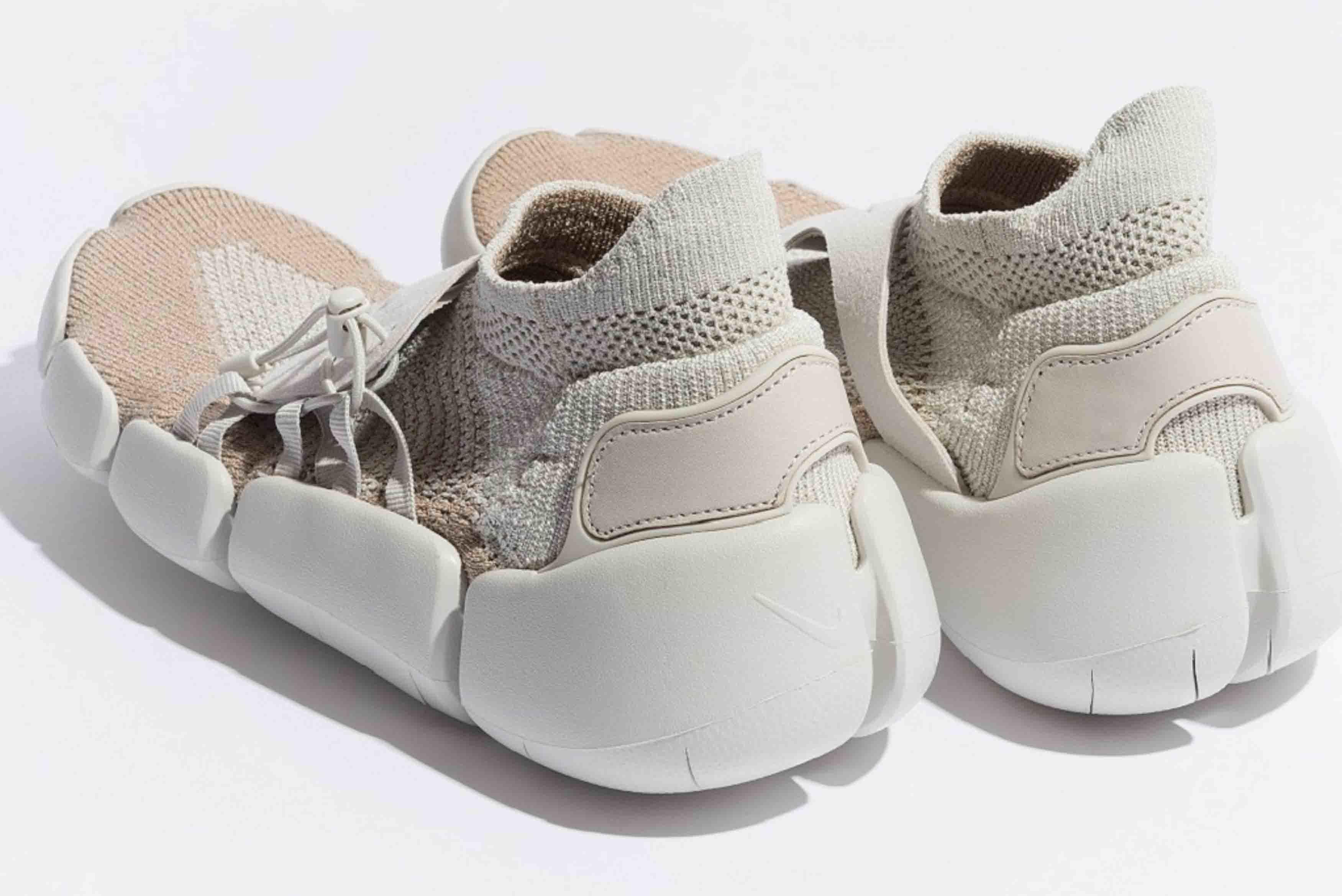 Nike Footscape Flyknit Dm Tan 3 Sneaker Freaker