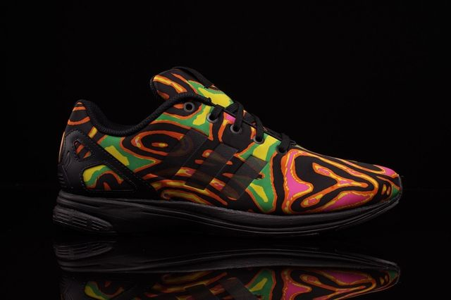 Adidas Zx Flux Js Psy