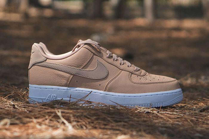 Nike Air Force 1 07 Premium Vachetta Tan Leather 2