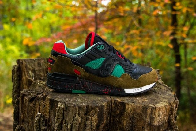 West Nyc Cabin Fever Saucony Shadow 5000 3