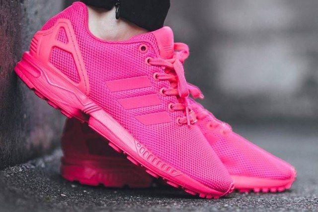 Adidas Zx Flux Hot Pink2 640X4271