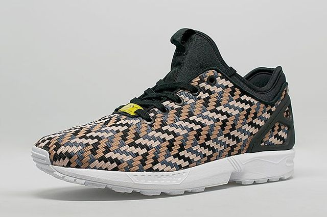 Adidas Zx Flux Nps Woven Wheat 1