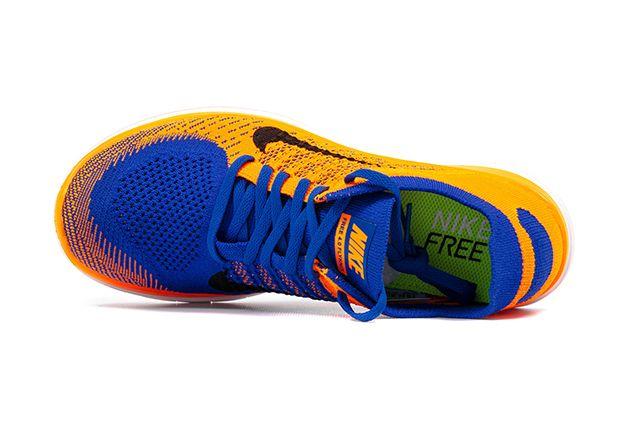 Nike Free Flyknit Orangina 2