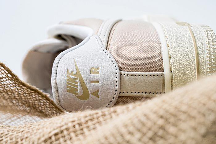 Nike Air Force 1 Prm Heel Detail