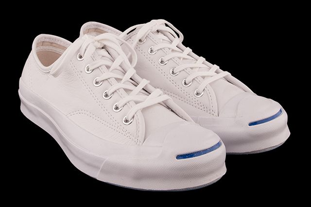 Converse Jack Purcell Goat Leather 3