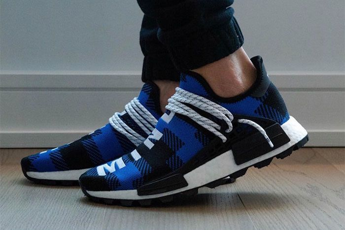 Billionaire Boys Club Adidas Nmd Hu Heart Mind Blue Black Release Date 5