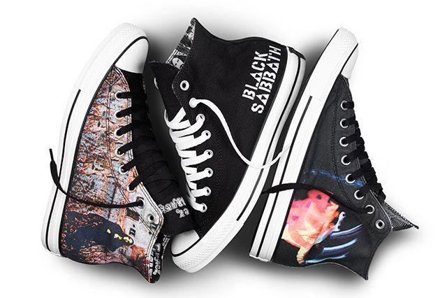 Converse Chuck Taylor All Star Black Sabbath Collection 5