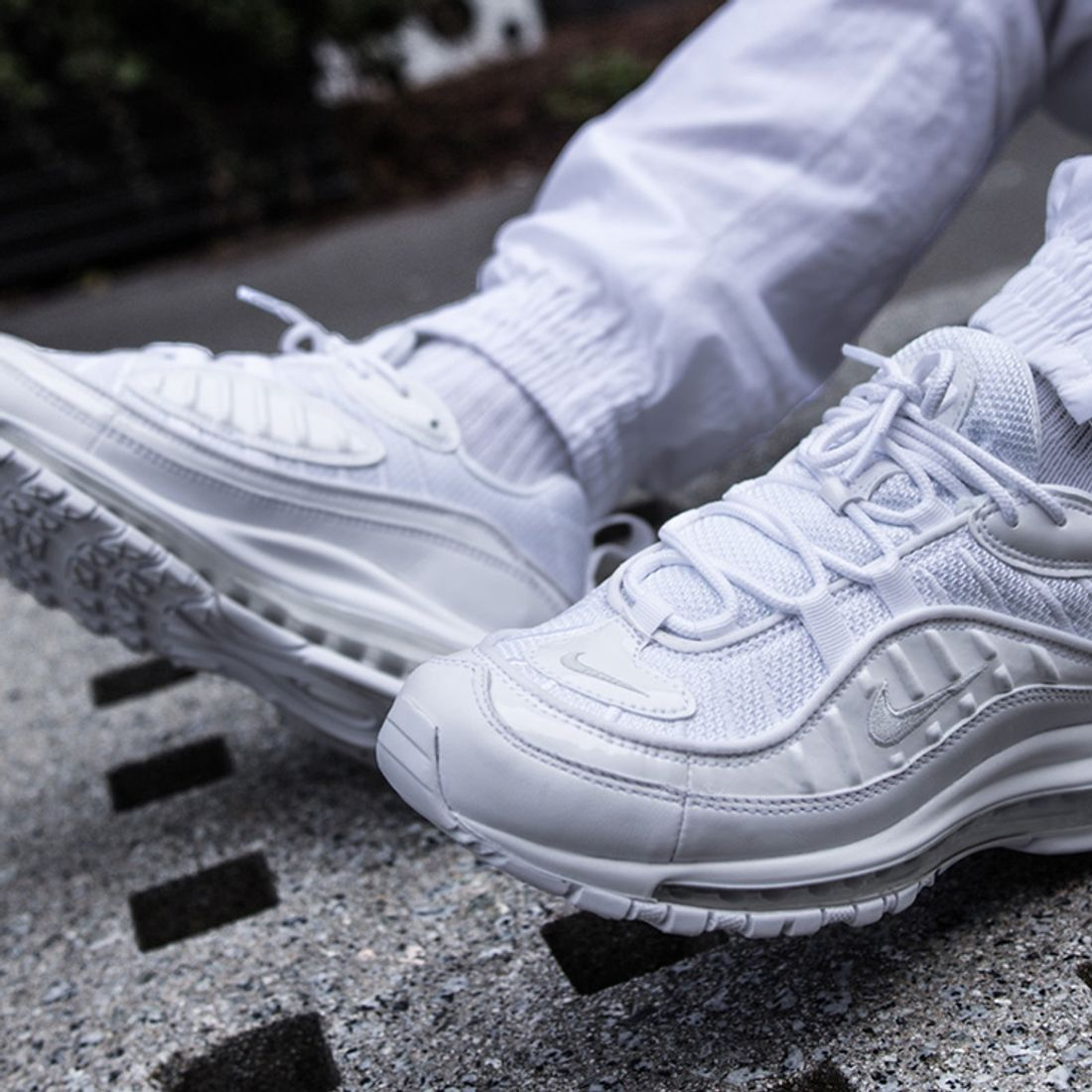 On Foot With Some Of The Cleanest Air Max 98s Yet Sneaker Freaker