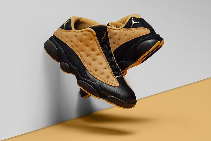 Air Jordan 13 Low Chutney2