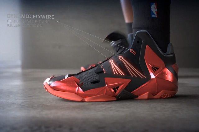 Nike Basketball Lebron 11 Away Commercial 2