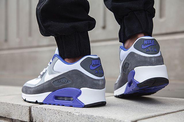 Nike Air Max90 Purp Grey