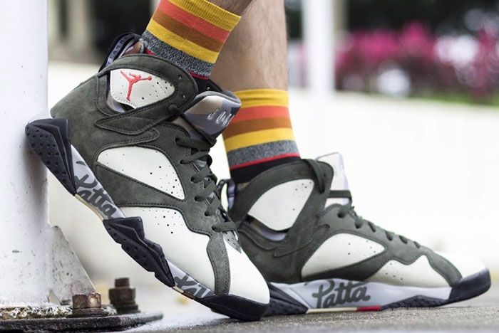 Air Jordan 7 Patta Right