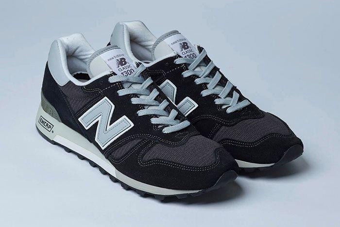 New Balance 1300 Black Grey Navy Green Release Info 6 Hero
