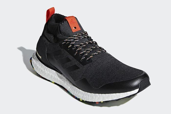 Adidas Ultra Boost Mid Black Multicolor G26841 5