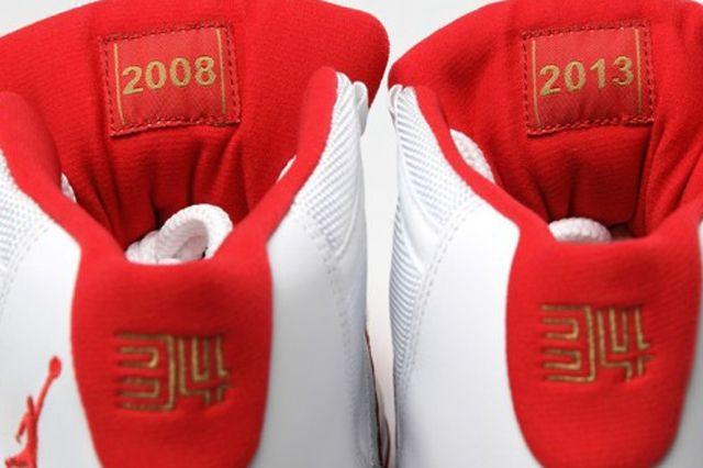 Air Jordan Xi Ray Allen Championship Pe 6