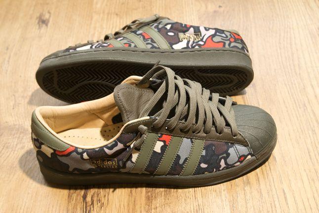Adidas Superstar Lux Cammo 1