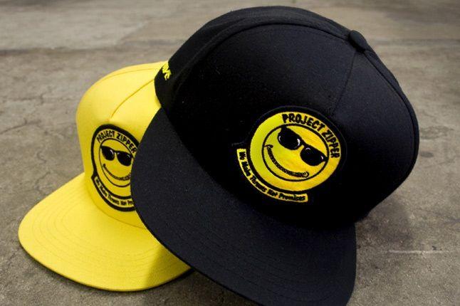 Freshjive Project Zipper Cap 1