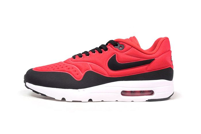Nike Air Max 1 Ultra Se Red Black 5