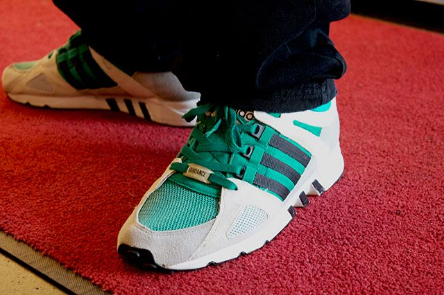 Adidas Eqt And Snkr Frkr Montana Cans Launch At Overkill Recap 3