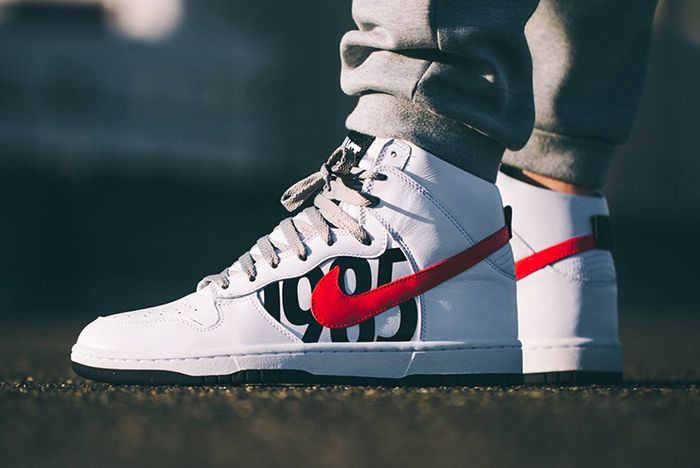 Undefeated Nike Dunk Lux 2