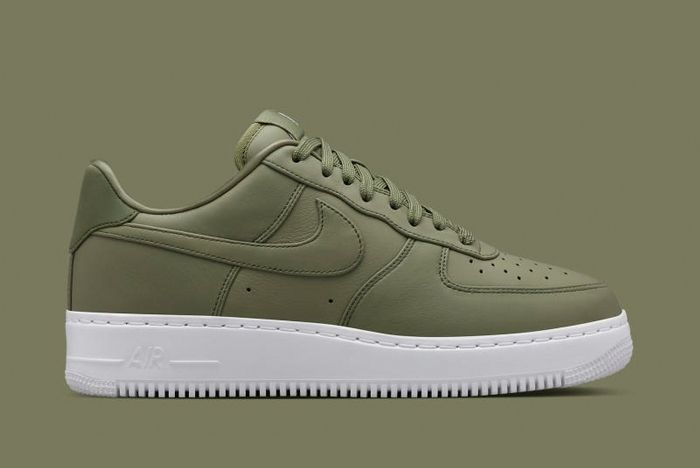 Nike Lab Monochrome Air Force Pack 12