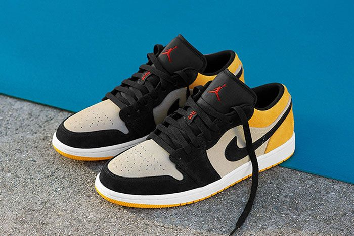 Nike Sb Air Jordan 1 Low Pair Shot4 Tai
