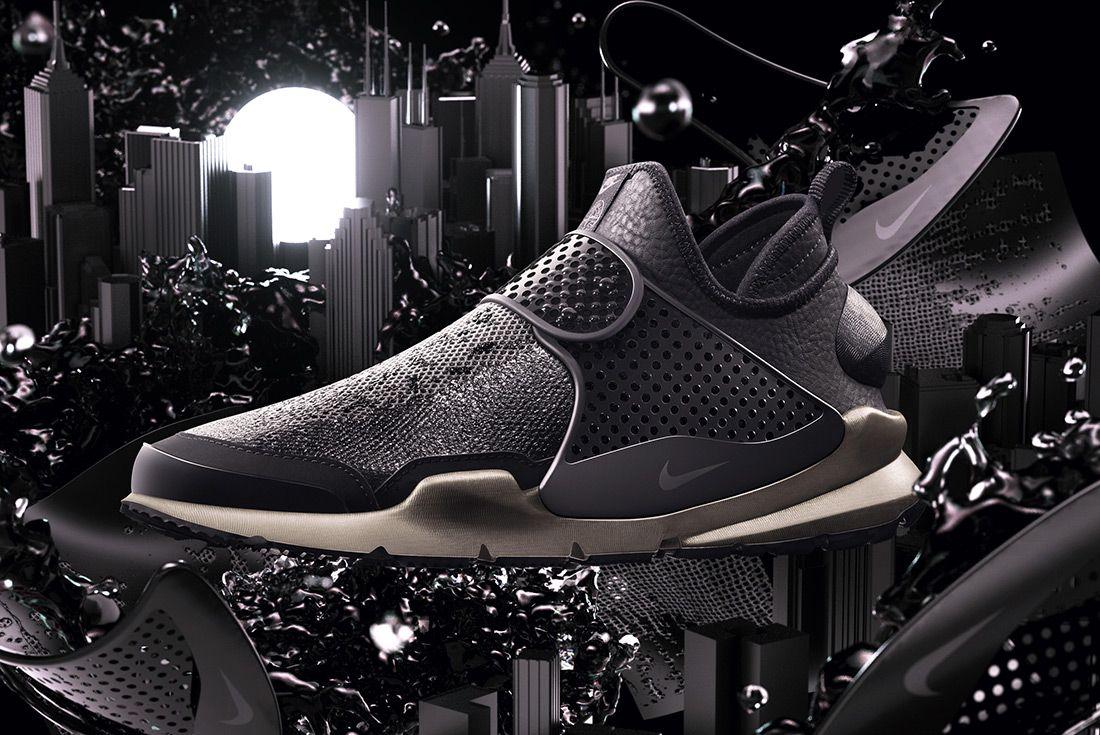 Stone Island X Nike Lab Sock Dart Pack