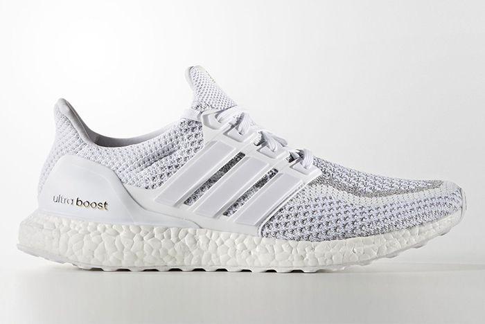Adidas Ultra Boost 2 0 White Reflective 1