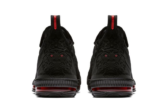 Nike Lebron 16 Fresh Bred 4