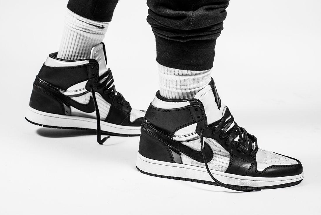 The Shoe Surgeon Creates Bespoke Comme Des Garç Ons X Air Jordan 1