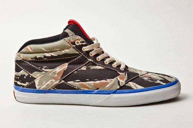 Losers Woodland Camo Blk Olive Blue 1 1