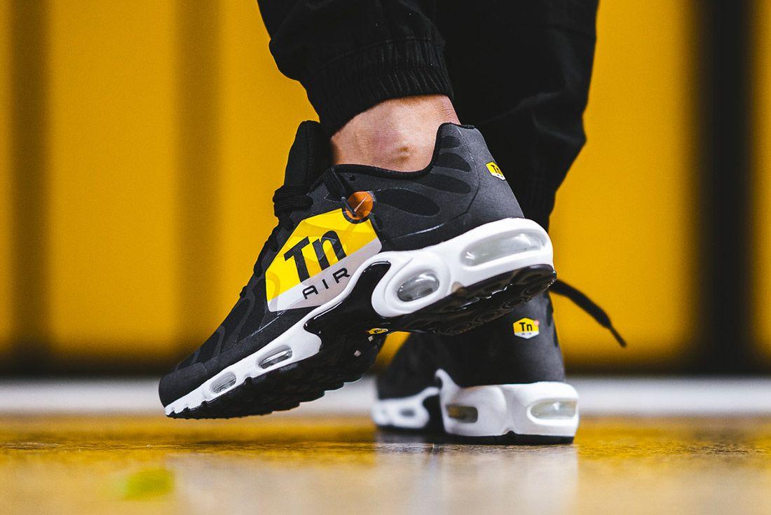 Nike Air Max Plus Ns Gpx Black White Sneaker Freaker 2