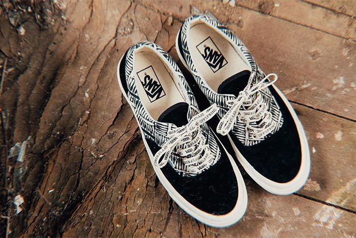 Offspring Vans Era Slip On Herring Bone Collaboration Release Date Era Hero