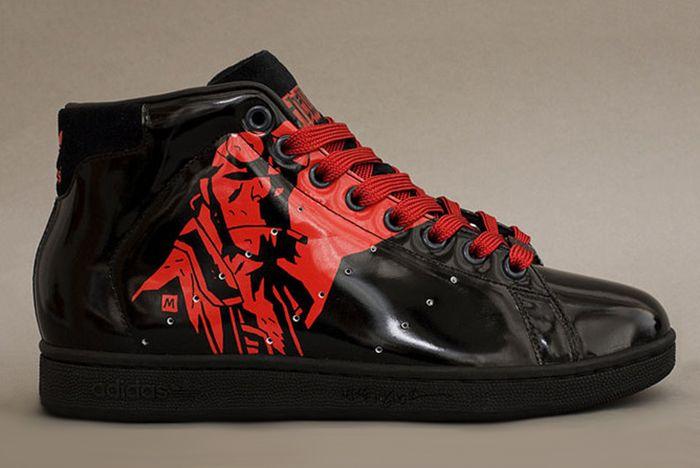 Adidas X Hellboy