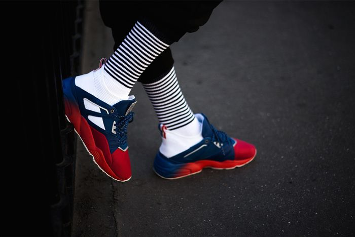 Paris Patriot Sneakerness X Puma Colab Interview 8