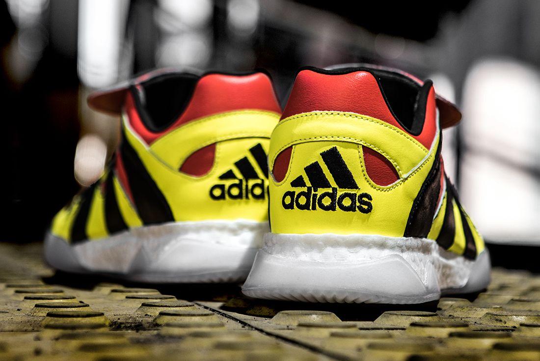 David Beckham Adidas Predator 4