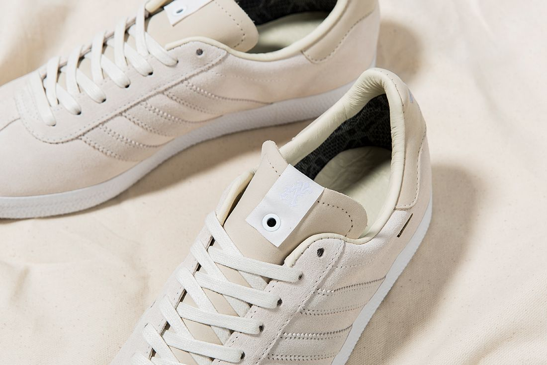 Saint Alfred X Adidas Consortium Gazelle 3 1