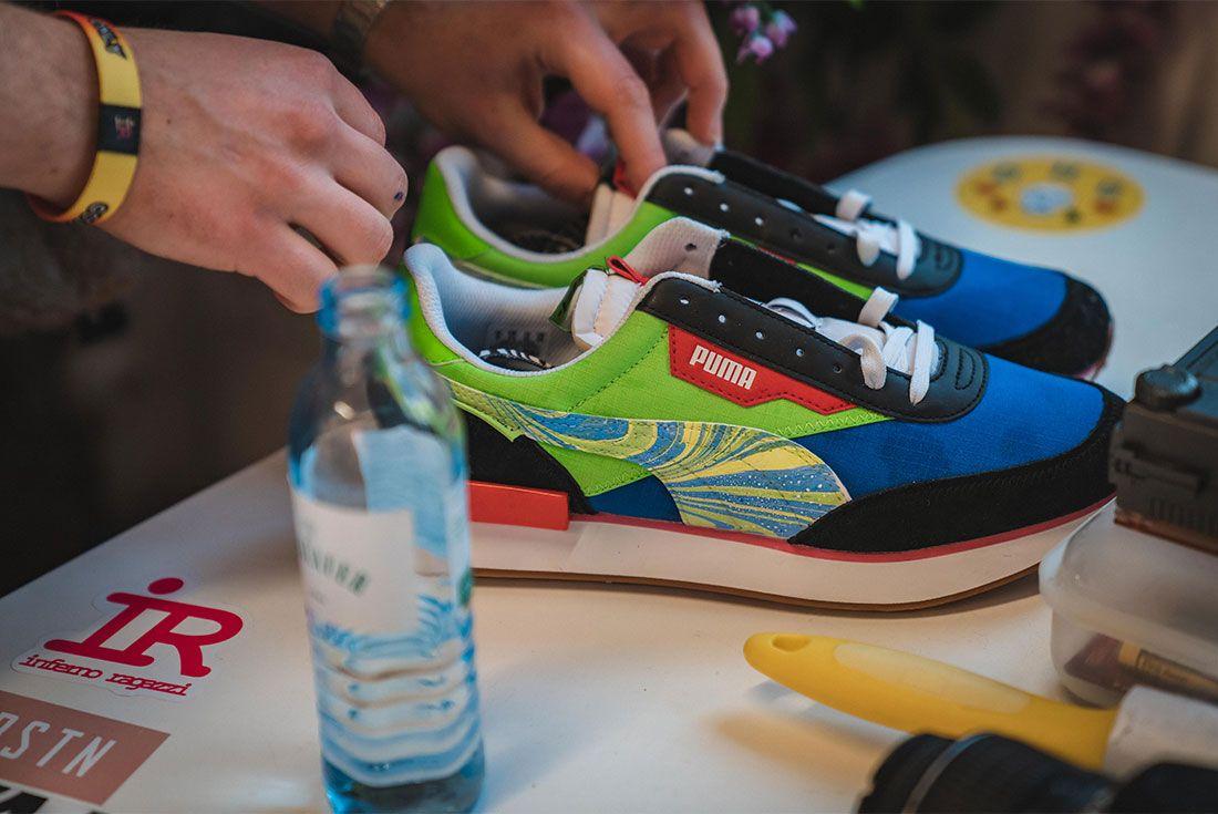 Inferno Ragazzi Eno Puma Future Rider Event Photos Sneaker Freaker 39