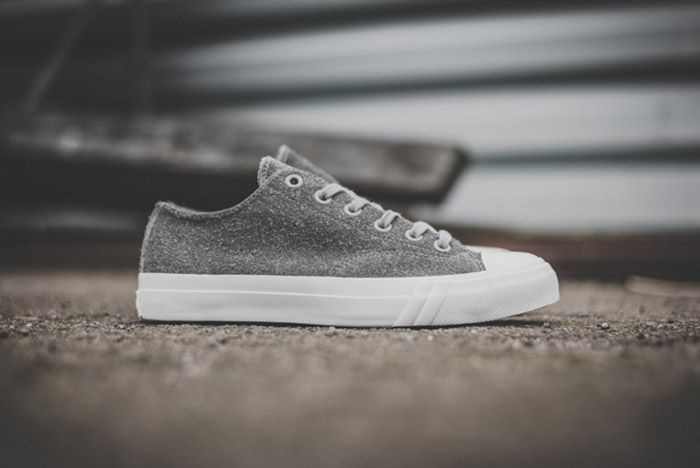 Pro Keds Royal Low Hairy Suede Grey 13