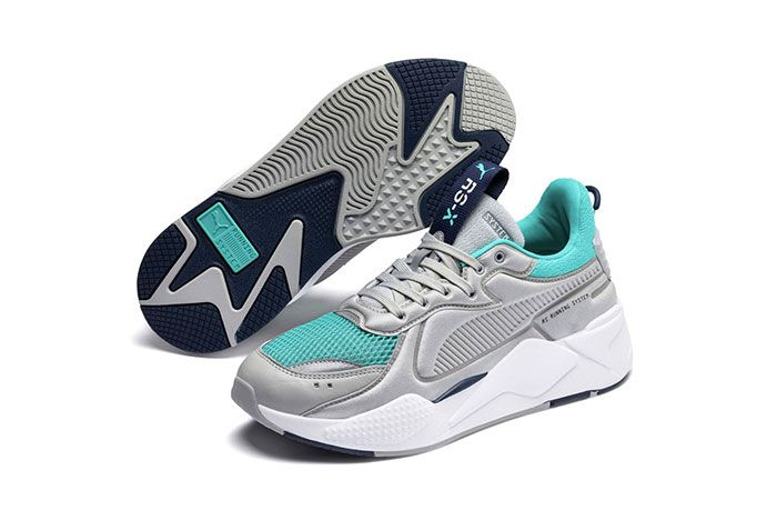 Puma Rs X Softcase Sneakers 36981903 36981904 Release 2 Pair