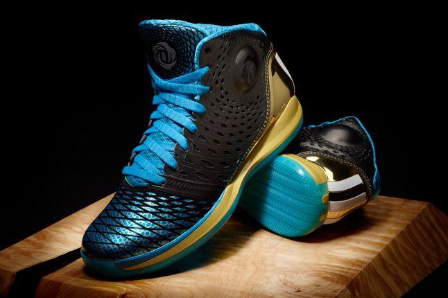 D Rose 3 5 Year Of Snake Adidas 2013 Pair 1