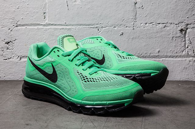 Nike Air Max 2014 Light Lucid Green