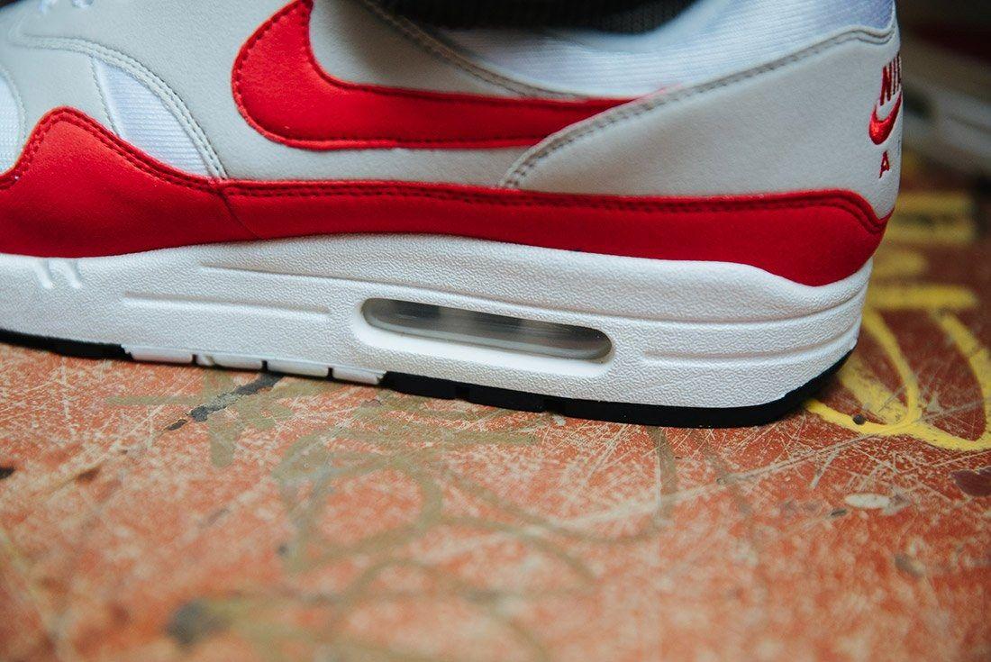 Nike Air Max 1 Anniversary Og Red White 12